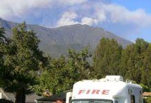 Successful Backfire Strategy Cools Zaca Fire