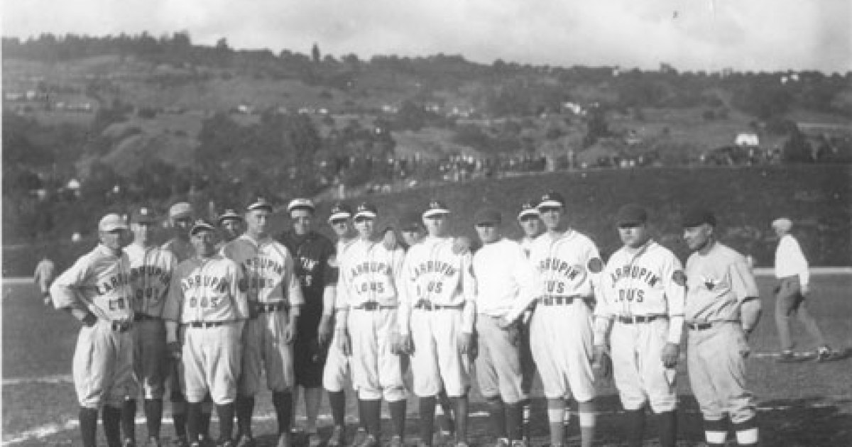 Who Invented Baseball Anyway The Santa Barbara Independent