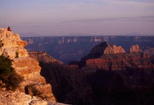 Hiking Rim to Rim of the Grand Canyon