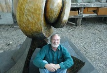 The World Discovers Santa Barbara Sculptor Larry R. Rankin