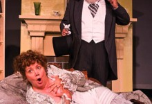 Top Five Reasons to See The Uneasy Chair at Ensemble Theatre