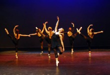 UCSB Dance Professor Tonia Shimin Directs Her Final Concert