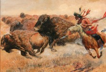 Coloring the West: Watercolors and Oils by Edward Borein