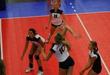 S.B. Volleyball Club Posts Strong National Finish