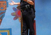 Chief Sanchez Addresses College Prep Students