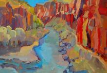 Kathleen Elsey's Works as Part of Terra Firma