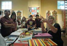 Artist Max Hirschfield Brings 'Outsider Art' to Cesar Ch¡vez Charter School