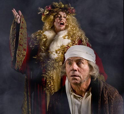 Christmas Carol Scrooge.A Christmas Carol Scrooge And Marley The Santa Barbara