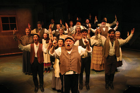 Fiddler on the Roof at Rubicon - The Santa Barbara Independent