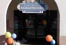 Santa Barbara Scrapbooks to Close Its Doors