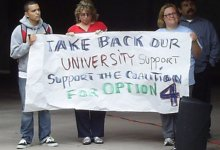 UC Coalition Rejecting Furloughs, Fees, Pay Cuts