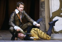 Shakespeare's Globe Theatre Does Love's Labour's Lost in Renaissance Style