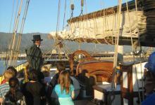 Aboard the Spirit of Dana Point