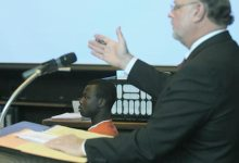 Frimpong Case: Eric Frimpong on Trial