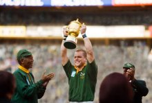 South Africa's Unifying Scrum