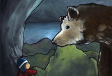 Melissa Marsted's Pablito and the Speckled Bear