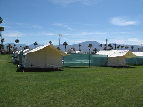Coachella Safari Tents - The Santa Barbara Independent