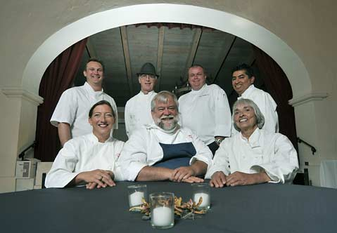 Never Too Many Cooks In The Kitchen The Santa Barbara
