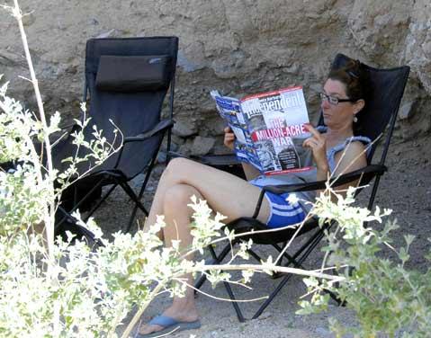 Indy Goes Coachella Camping - The Santa Barbara Independent