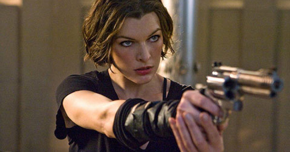 Resident Evil Afterlife The Santa Barbara Independent