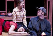 Curse of the Starving Class at Center Stage Theater