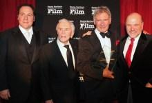 Harrison Ford Receives 2010 Kirk Douglas Award
