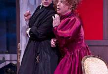 The Mystery of Irma Vep at Ensemble Theatre Company