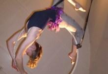 Works Nouvelle at La Petite Chouette Aerial Dance Arts