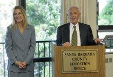 San Marcos English Teacher Tops in County