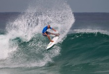 Bobby Martinez Advances in  Billabong Rio Pro