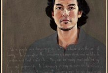 S.B. 'Peace Wager' Featured in National Art Series