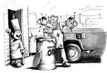 Greasel Mechanics