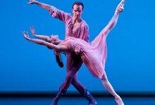 New York City Ballet MOVES at the Granada
