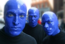 3 Reasons to Catch Blue Man Group