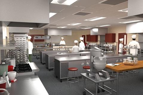 Carpinteria High School Professional Teaching Kitchen - The ...