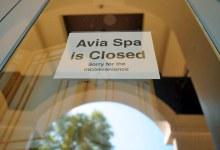 Avia Spa Abruptly Closes