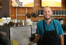 S.B. Barista Takes Unique Approach to Opening New Biz