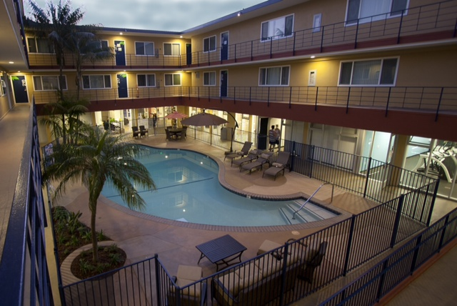 Tropicana Student Housing