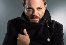Eddie Izzard at UCSB's Campbell Hall