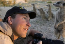 Globewatching with Mattias Klum