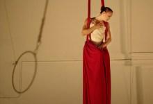 Entrée des Artistes at La Petite Chouette Aerial Dance Studios