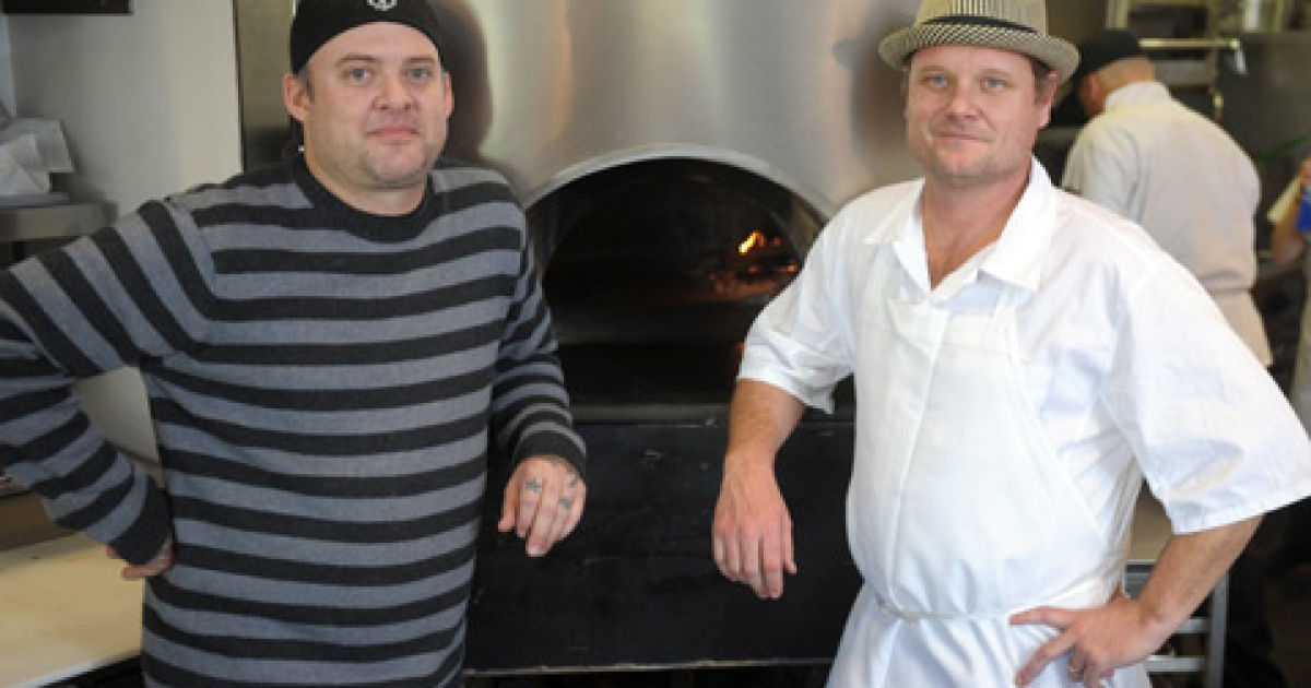 Anchor Woodfire Kitchen's Dynamic Duo
