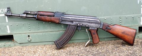 The Kalashnikov and I - The Santa Barbara Independent