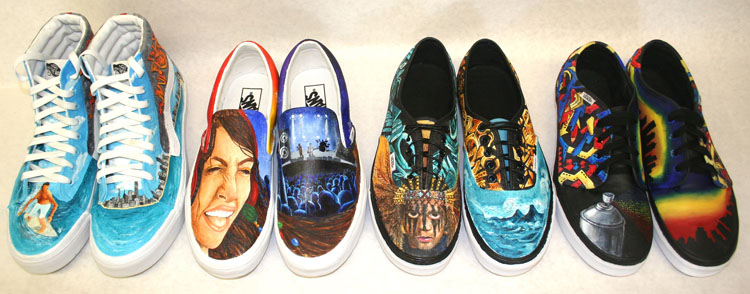 3f749ab1f2 Dos Pueblos Reaches Semi-Finals of Vans Shoe Design Contest – The ...