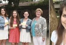 Santa Ynez Valley Cottage Hospital Auxiliary Awards Four Scholarships