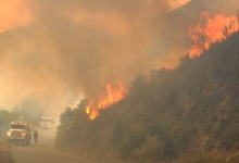 Los Padres Puts Fire Restrictions In Place