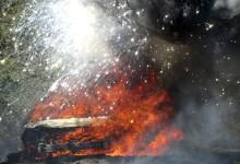 Vehicle Starts One-Acre Fire near Figueroa Mountain