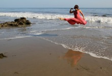 Review: Anemone Ball at Shoreline Beach