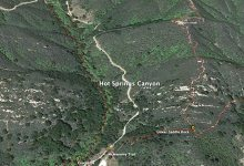 Hot Springs Canyon Officially Opens