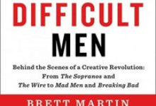 Book Review: Brett Martin's Difficult Men